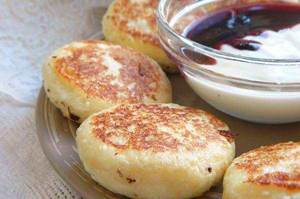 Сырники из 500 гр творога рецепты с пошагово пышные