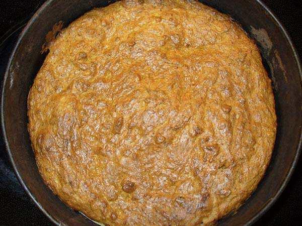 Морковный торт рецепт фото со сметанным