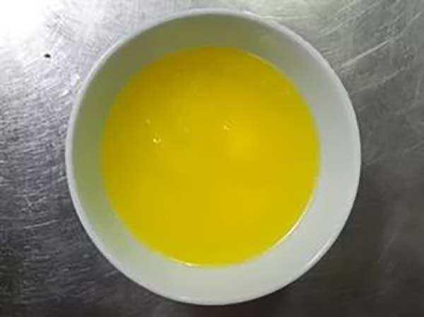 масло растопленое