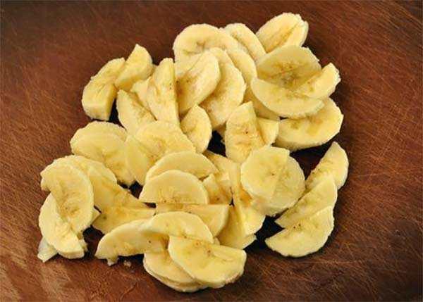 бананы полукольца