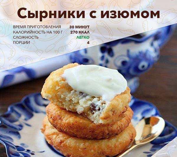 Сырники рецепт фото быстро