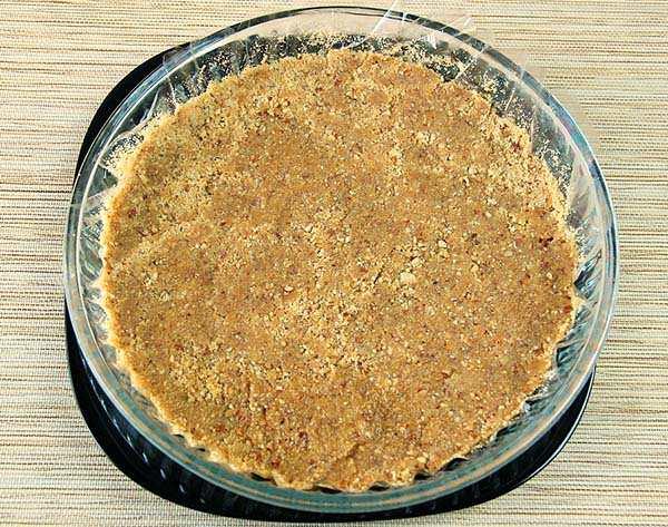 Рецепт торта творожного с желатином и фруктами без выпечки