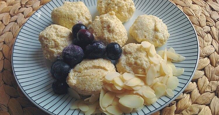 Рецепт диетических ленивых вареников из творога