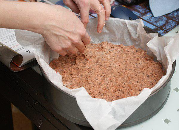 Рецепт классического чизкейка из творога