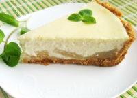 Чизкейк — рецепт без выпечки с творожным сыром и печеньем