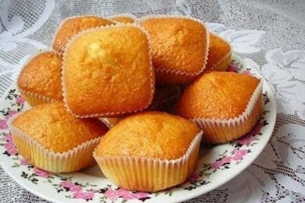 Рецепты творожного кекса с апельсином