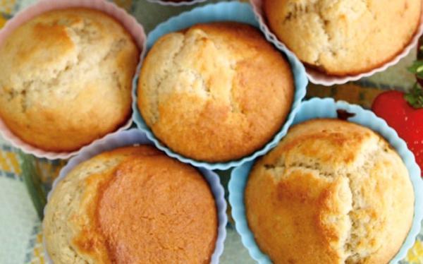 Рецепты творожных кексов по Дюкану