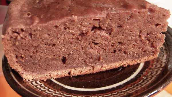 Рецепт с фото шоколадного творожника в мультиварке