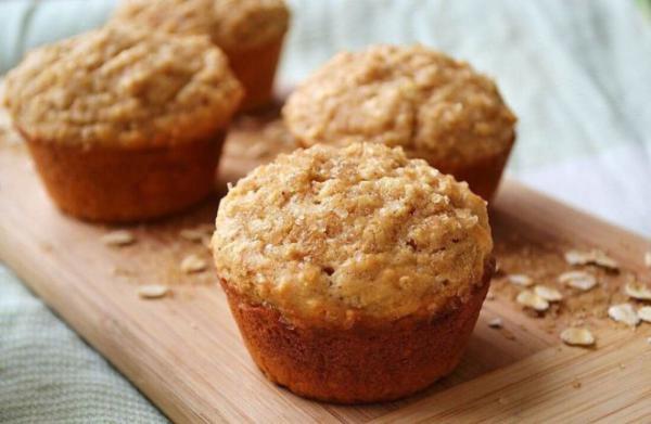 Варианты приготовления диетических творожных кексов