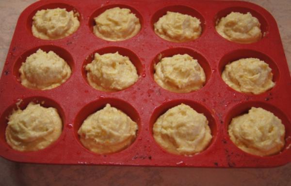 Рецепты творожных кексов для детей