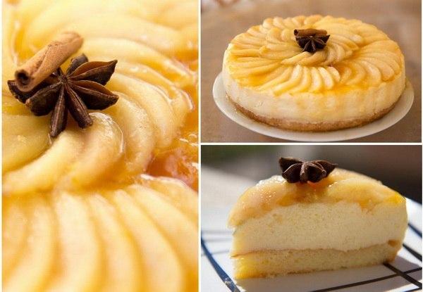 Рецепты творожного торта - суфле