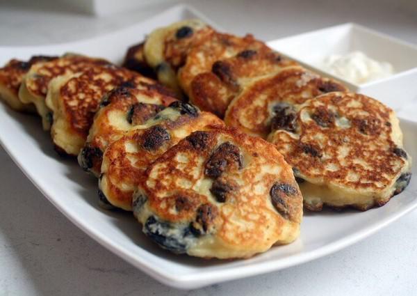 Рецепты сырников из творога без муки и манки