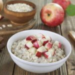 обзор диеты на твороге овсянке и яблоках