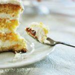 торт творог крем корж