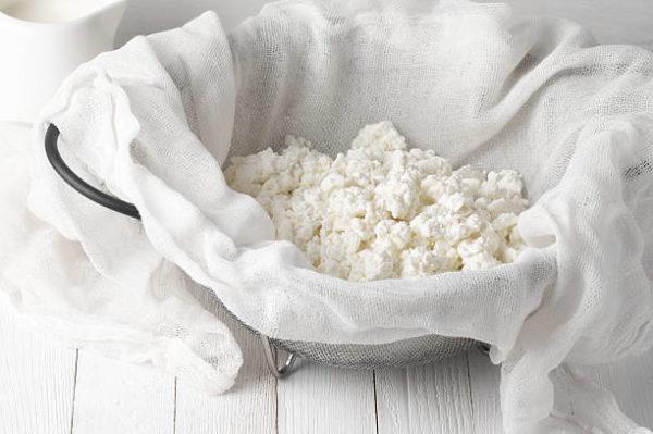 Как сделать вкусный зерненый творог в домашних условиях