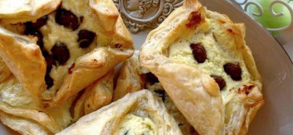 5 рецептов приготовления ленивой ватрушки с творогом
