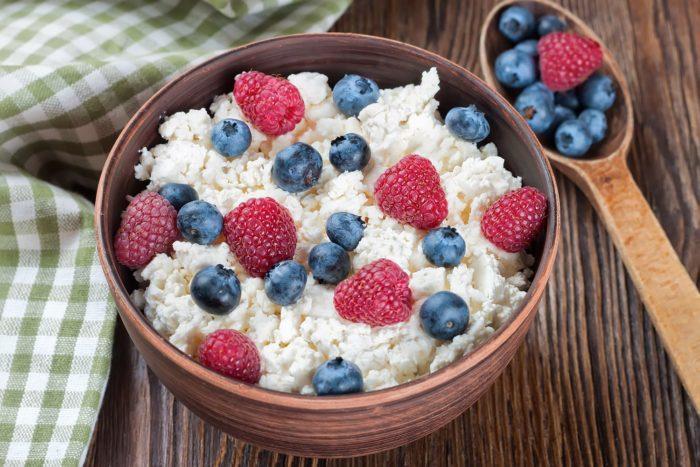 Творог для похудения - рецепты, разновидности диет