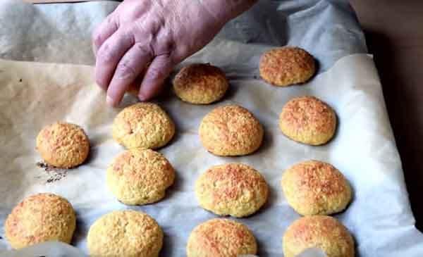 печенье с творогом из духовки