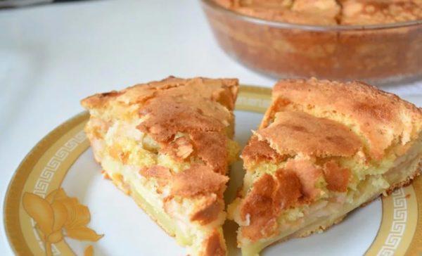 Яблоки с творогом: рецепты блюд