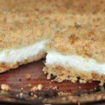 пирог с песочной крошкой