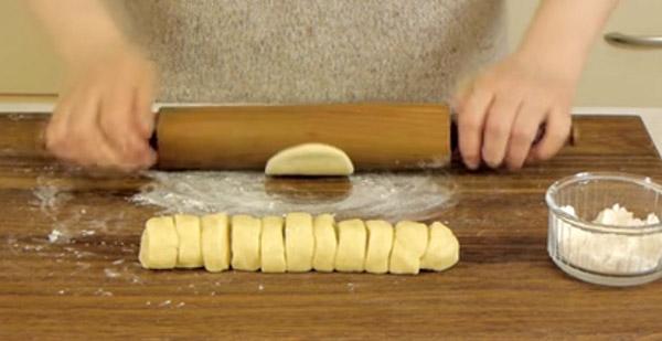 Рецепты творожного теста для жареных и печеных пирожков